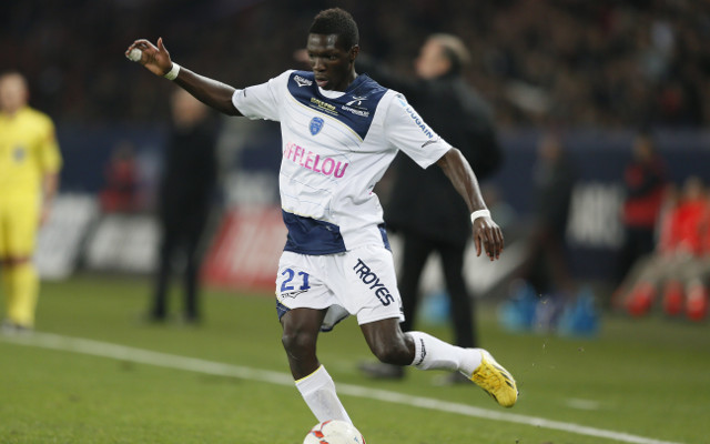 (Video) Troyes 1-0 Evian: Ligue 1 highlights