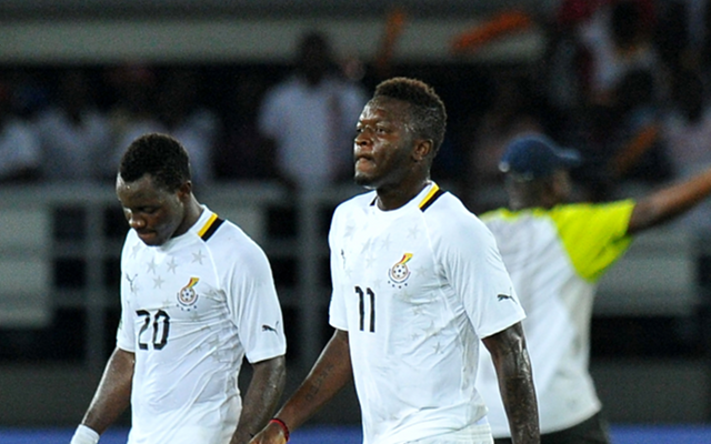 Ghana player ratings from 2-1 World Cup loss to the USA: Muntari and Gyan fail to shine