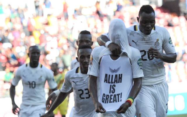 Private: AFCON: Dominant Ghana beat Mali to go top of Group B