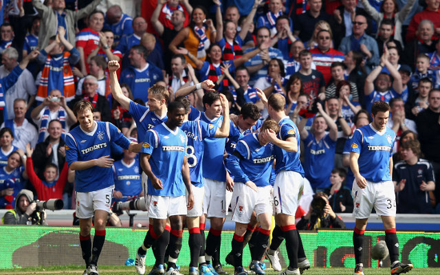 Private: No Premier League entry for Rangers says Scudmore