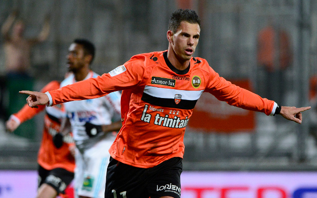 (Video) Lorient 1-1 Valenciennes: Ligue 1 highlights