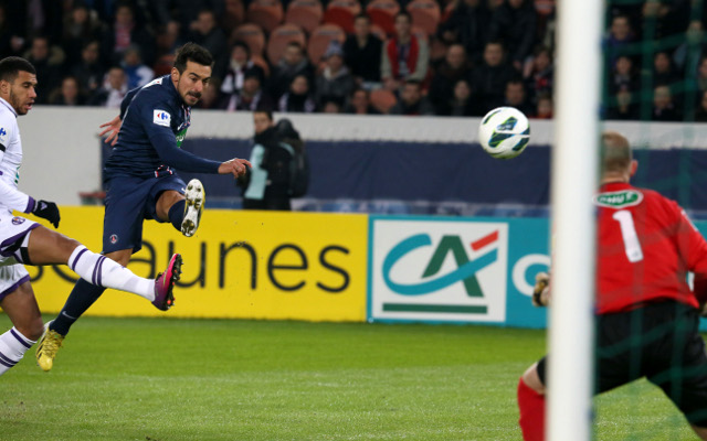 Private: PSG see off Toulouse to ease into last 16 of French Cup