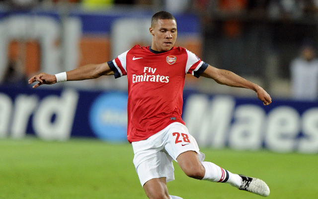 Private: Arsenal weighing up move for France under-21 left-back after Gibbs injury blow