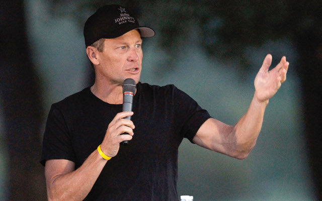 Nike officially cut all ties with Lance Armstrong's Livestrong foundation