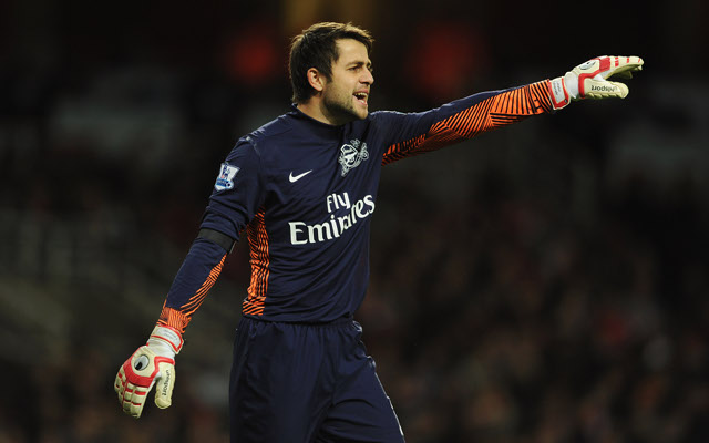 Private: Arsenal set for goalkeeper deal in coming days with Championship side