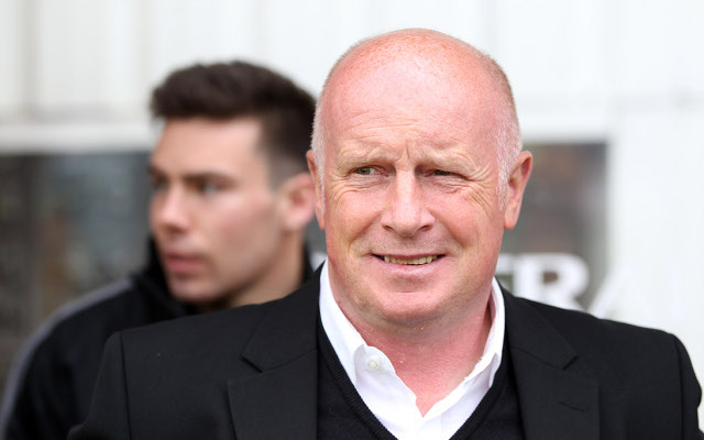 Private: Blackpool close appointing Dundee's Peter Houston as boss