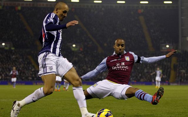 Private: West Brom reject second QPR bid for striker Odemwingie