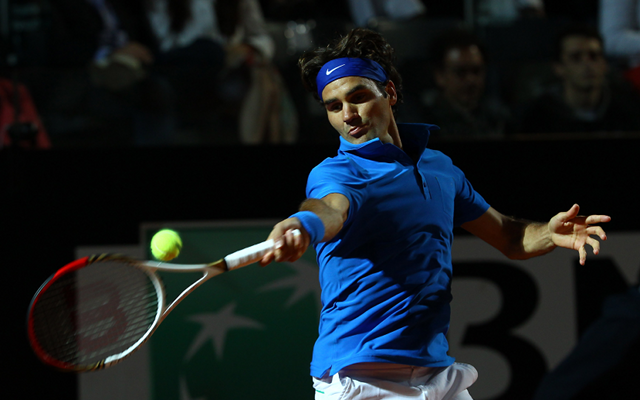 Private: Federer battles way past Tsonga to book place in semis
