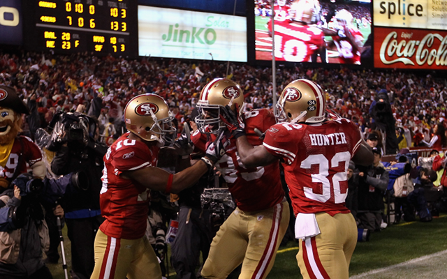 Private: (Video) 49ers touch down in New Orleans