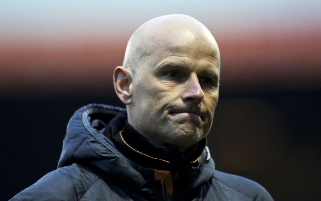 Private: Wolves sack boss Solbakken after FA Cup exit