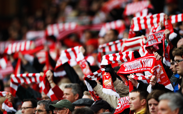 Private: (Image) Are Swindon Town fans the best in the country?