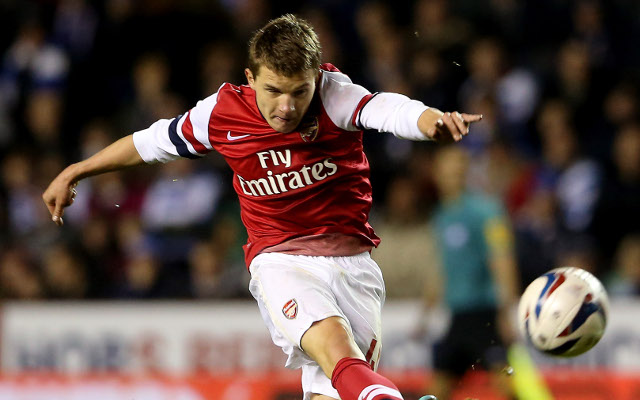 Arsenal done deal: Gunners offload young star to Fulham