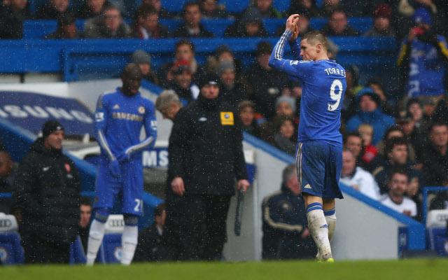 Torres Ba Chelsea