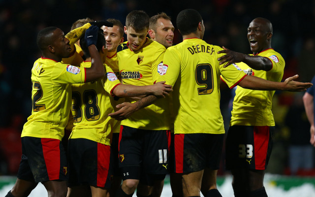 Private: (Video) Is this Cristian Battocchio goal for Watford better than Barcelona?