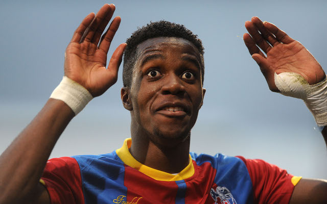 Man United flop Wilfried Zaha considers permanent return to Crystal Palace