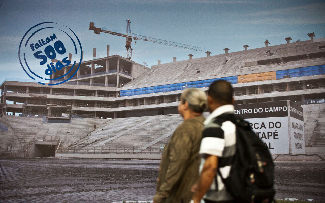 (Video) More World Cup stadium woe for Brazil and Fifa