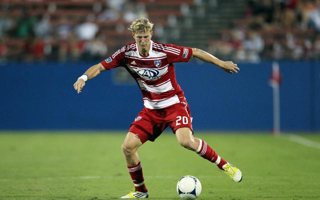 Stoke City's Brek Shea to return in time for Philadelphia friendly