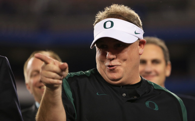 NFL draft rumors: Philadelphia head coach Chip Kelly planning to move up for Marcus Mariota