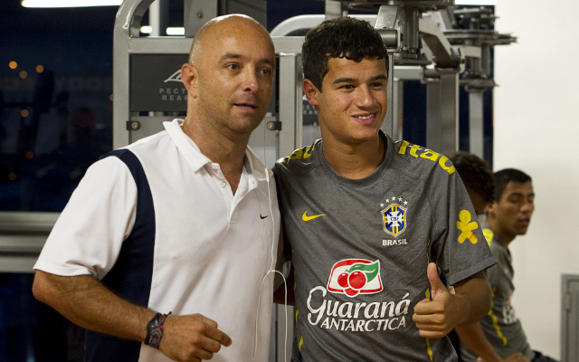 Private: Coutinho proud to be joining Liverpool