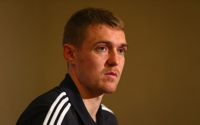 Private: Manchester United's Fletcher to miss rest of the season