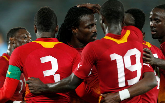 Private: (Video) Ghana 4-2 Tunisia: Africa Cup of Nations warm-up highlights