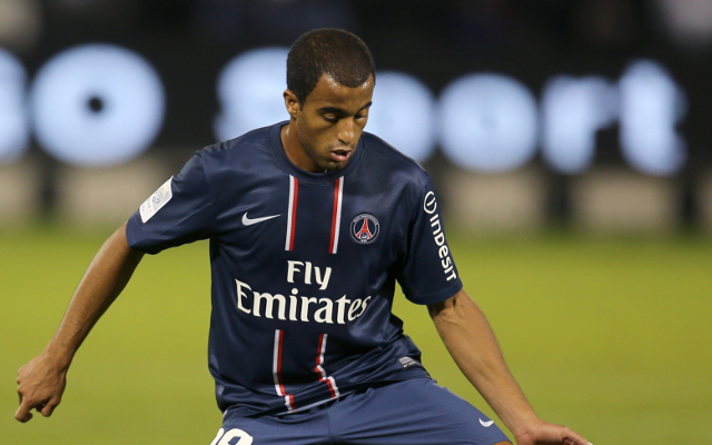Private: Lucas Moura all set for PSG debut