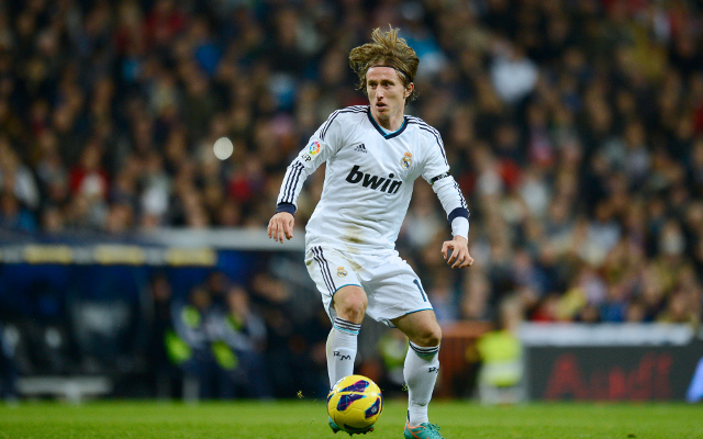 Luka Modric + Real Madrid