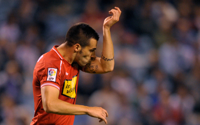 Alvaro Negredo Spain Sevilla