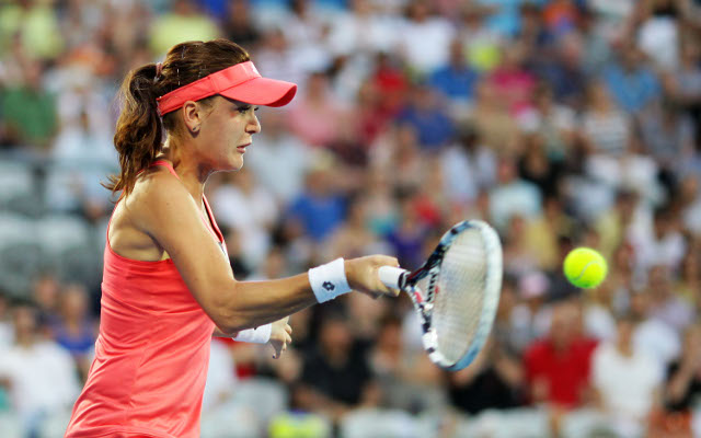 (Video) Agnieszka Radwanska defeats Kirsten Flipkens at 2013 Miami Open with shot of the year contender