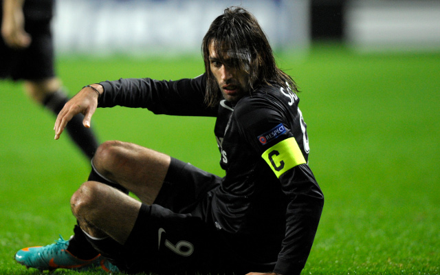 Private: (Video) Samaras shows Man City and Celtic he's worth it!