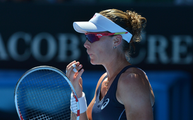 Private: (Video) Stosur stunned in Melbourne
