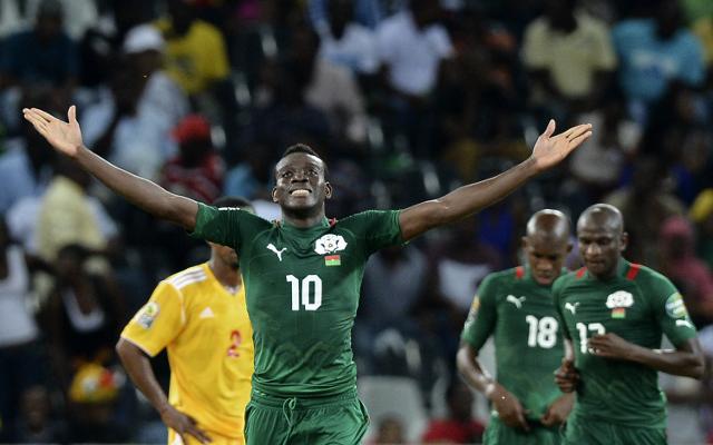 Alain Traore Lorient Burkina Faso