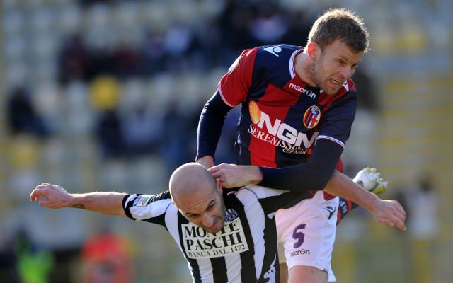 (Video) Bologna 1-1 Siena: Serie A highlights
