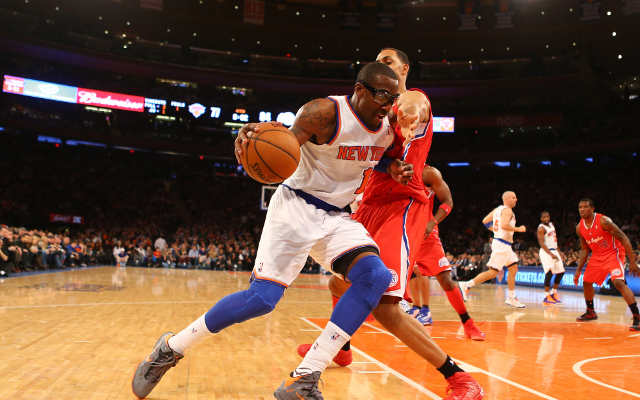 New York Knicks coach Mike Woodson uncertain over Stoudemire role