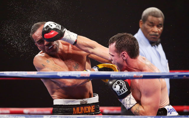Anthony Mundine rematch not even on radar for Daniel Geale