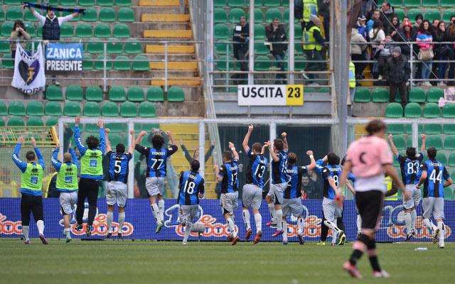 Private: (Video) Palermo 1-2 Atalanta: Serie A highlights