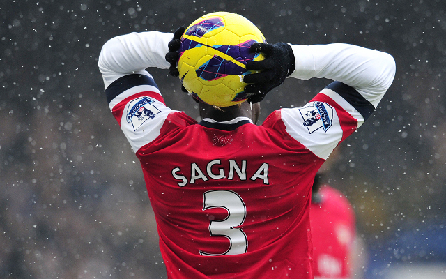 Five players Arsenal should consider as a replacement for Bacary Sagna