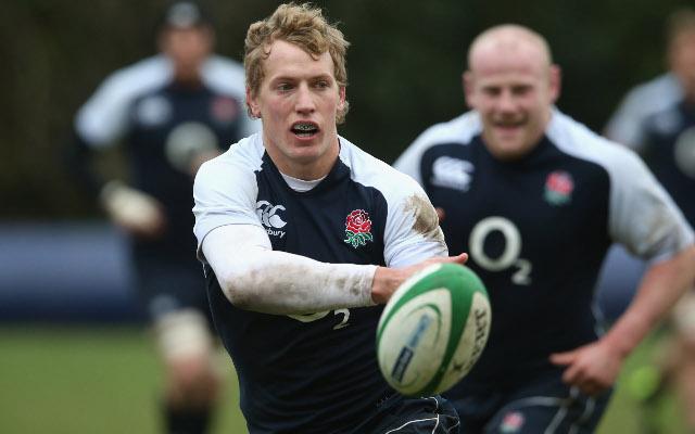 Private: England's Twelvetrees keeps Tuilagi waiting