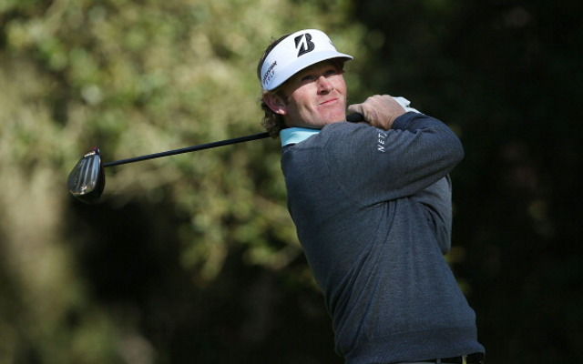 Private: Snedeker shares lead in AT&T Pro-Am
