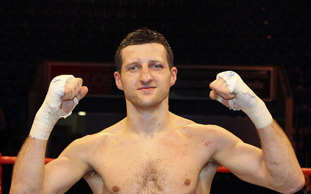 Carl Froch apologises after saying he was going to 'kill' Mikkel Kessler