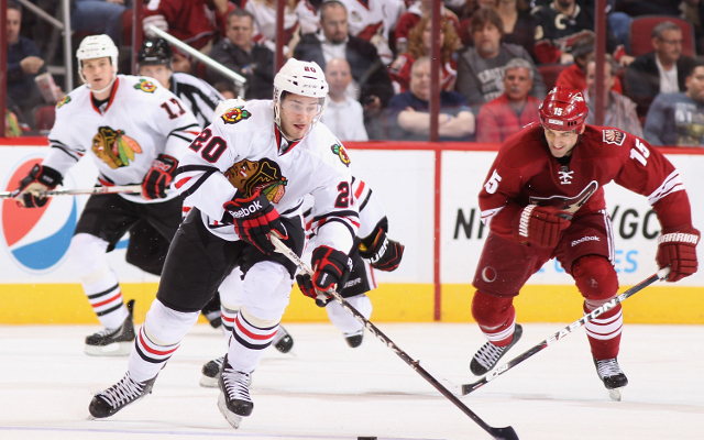 Record-equalling Chicago Blackhawks win again