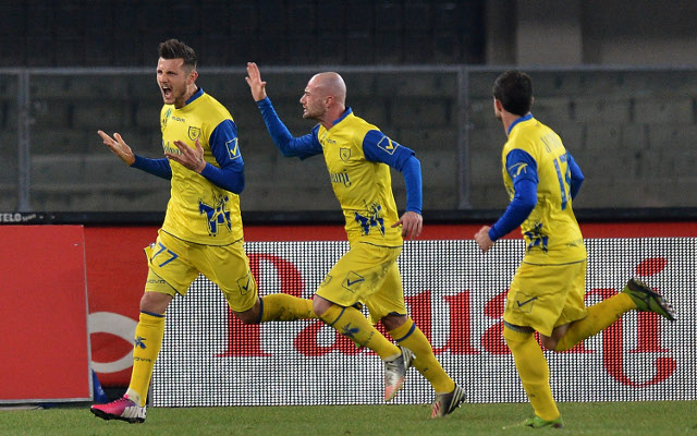(Video) Siena 0-1 Chievo: Serie A highlights