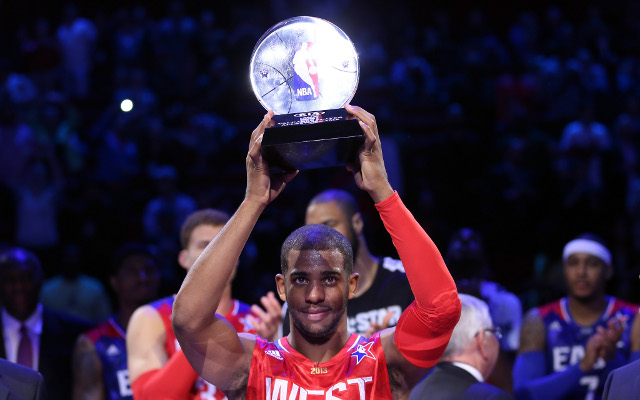Chris Paul takes the MVP award as West beat East in All-Star Game