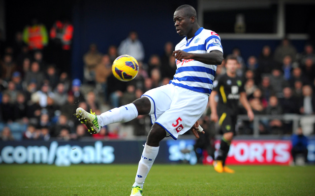 Private: QPR boss Harry Redknapp praises debutants Samba and Townsend