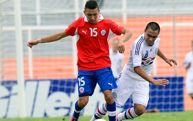 Chelsea in 'advanced negotiations' to sign Chilean wonderkid