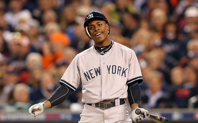 New York Yankees outfielder Curtis Granderson out for 10 weeks