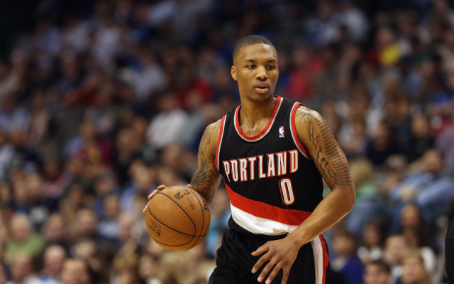 (Video) NBA Rookie of the Year Damian Lillard wanted to be a wrestler growing up