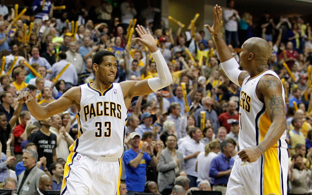 NBA trade news: Indiana Pacers trade Danny Granger to Philadelphia 76ers