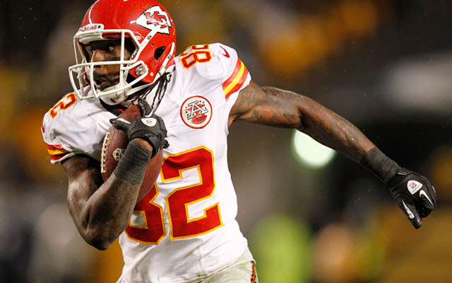 NFL scouts 'scared to death' of Kansas City Chiefs player Dwayne Bowe