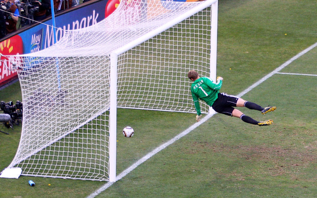 (Video) Top 5 moments when goal-line technology was needed